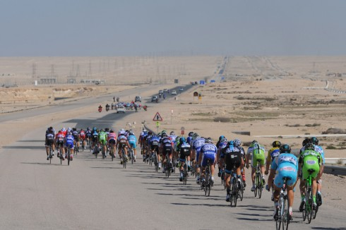 Cycling: 13th Tour of Qatar 2014 / Stage 4