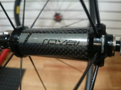 ROVAL & 15 CAAD10 frame set - 2