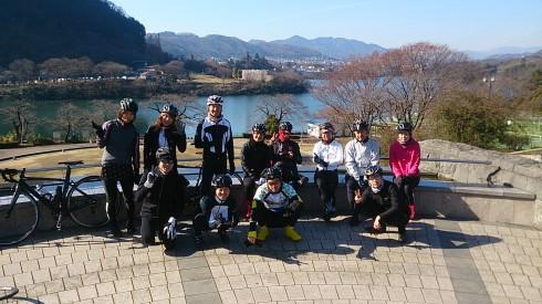 津久井湖ランチライド (8)
