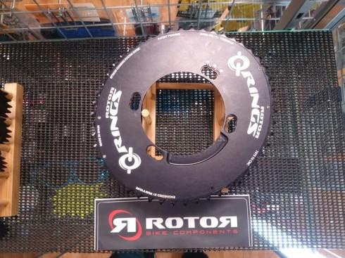 ROTOR 楕円チェーンリング - 5