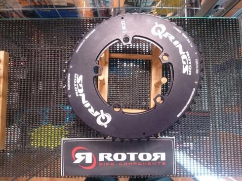 ROTOR 楕円チェーンリング - 6