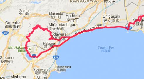 箱根山岳ライド