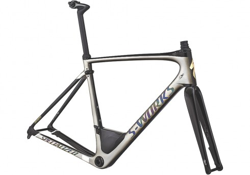 S-WORKS ROUBAIX FRAMESET (SAGAN SUPERSTAR)