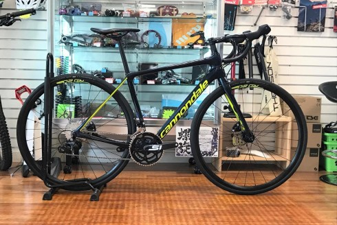 2018 SYNAPSE CRB DISC 105